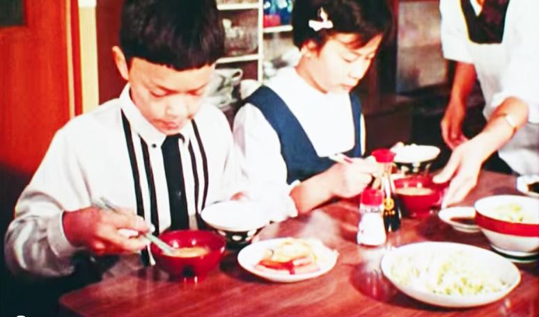 1966 Japanese kids