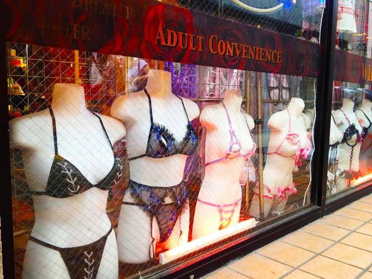 Tokyo Adult Goods Store