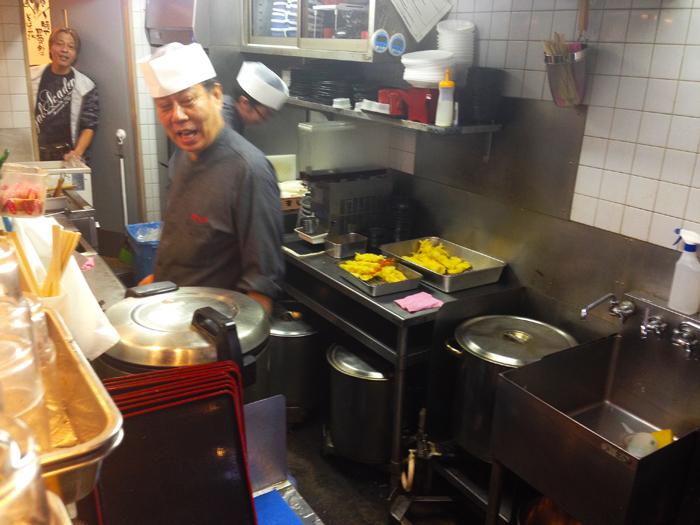 yoshi soba kitchen