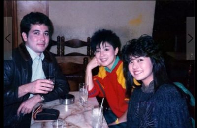 With Shinko san and Morikawa Yukari san