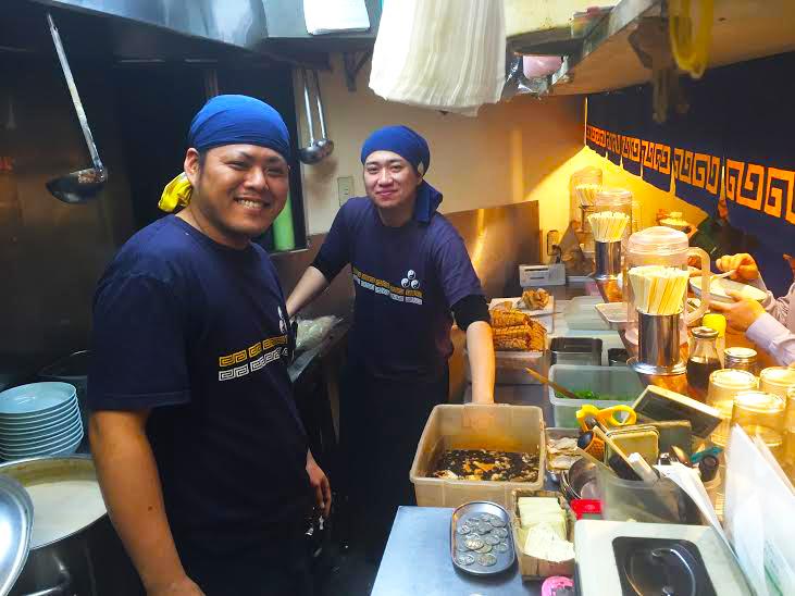 tokyo ramen kitchen