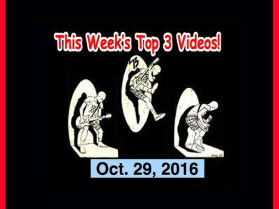 Top 3 Indies Artist Videos for Oct. 29, 2016! Love Zombies, Louise Distras, NØISE, Shonen Knife!