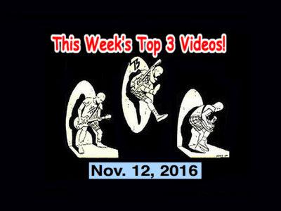 Top 3 Indies Artist Videos for Nov. 12, 2016! Suzy Blu, Candy Ditches (Japan), RPMs, Seth Bogart!