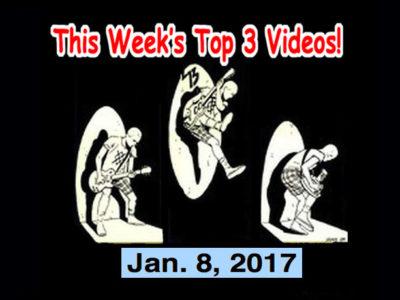 Top 3 Indies Artist Videos for Jan 8, 2017! Su凸ko D凹koi, Sex Organs, Tearaways, Cabbage!
