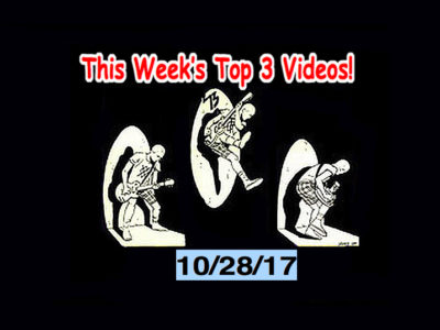 Top 3 Indies Videos 10/28/17! Touts, Peter118, Rews, Van T's, Cabbage, Vivian Boys (Jpn)!