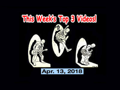 Top 3 Indies Videos 4/13/18! Camens, The Connection, Fezz, Su Ko D Koi (Jpn)!