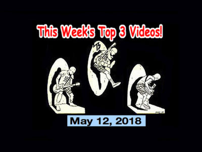 Top 3 Indies Videos 5/12/18! Touts, Firestarter (Jpn), Rews, Zero Boys!