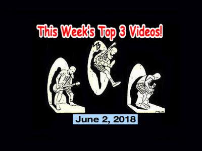 Top 3 Indies Videos 5/26/18! Surfborts, Rangsteen (Jpn), Daisy House, Starcrawler!