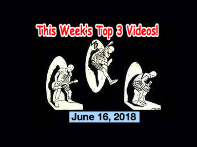 Top 3 Indies Videos 6/16/18! The Scrags, La Luz, Down and Outs, Jett Sett (Jpn!)