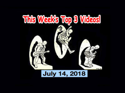 Top 3 Indies Videos 7/14/18! IDestroy, The Speedways, THE MOST, CCS (Japan)!
